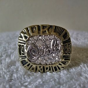 Baltimore Orioles 1983 World Series Ring